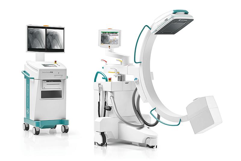 Современные рентген-аппараты